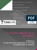 EL ROMPECABEZAS DE LA INGENIERIA.ppt