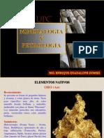 Nativos Sulfuros EGG-UPC