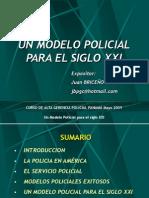 Modelo Policial Siglo XXI