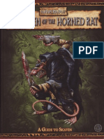Warhammer Fantasy Roleplay 2Ed - Children of the Horned Rat