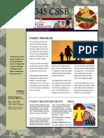 345 Family Newsletter_August