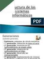 Estructura de los sistemas informáticos