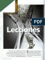 Credito y Liquidez