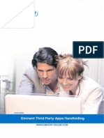 Third Party Apps Manual NL