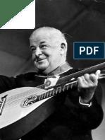50 Visor till  luta och gitarr av Evert Taube