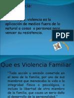 Violencia Familiar CLL