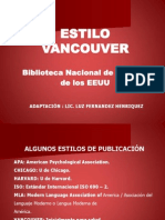 Estilo Vancouver Lfh Licenc