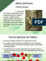 Modelos Atomicos parte1