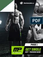 Muscle Pharm Getswole Phase 1-4