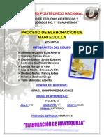 Proceso Industrial Elaboracion de La Mantequilla (1)