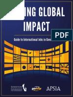 International Jobs Guide