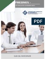 Guia de Participante Predmix