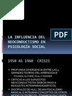 influencia_del_neoconductismo_en_psicología_social
