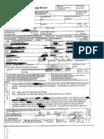 Aaron Alexis arrest report