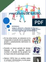 Procesos de Grupo