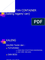 3. Pembuatan Container