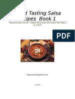 Salsa Recipes Traverse Bay Farms