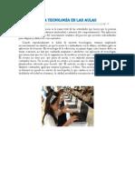 LA TECNOLOGÍA EN LAS AULAS c.docx