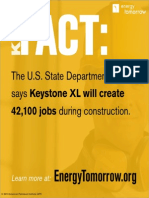 Know the Facts on Keystone XL?
