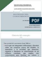 Presentación1 SOCIEDAD DEL CONOCIMIENTO