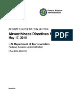 Directiva de Aeronavegabilidad FAA
