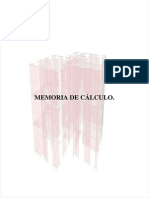 MEMORIA DE CÁLCULO VIVIENDA