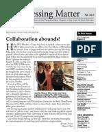 DVC-GBW Fall 2013 Newsletter