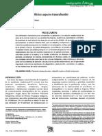 Relacion Materno-fetal en Mexico