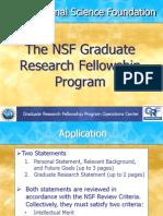 2014 NSF GRFP Presentation - Ruben Gonzalez, Dept. of Chemistry, Columbia University