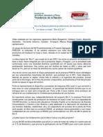Informe Visita Futura Planta Bioetanol