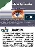SILVA, Mário Gomes da, Informática Básica.