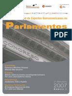 Revista Rei Parlamentos n1 2007