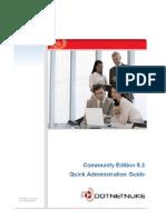 DotNetNuke CE 5.3 Quick Administration Guide