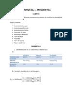 Practica 1 Anemometría
