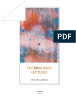 Brakhage Lectures Revised