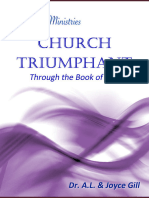 The Church Triumphant - Through the Book of Acts