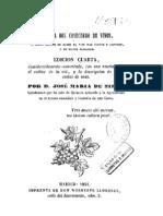 Manual Del Cosechero de Vinos (1951)