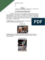 Capacidades Cordinativas y Condicionales
