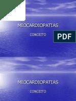 MIOCARDIOPATIAS