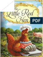Simplified Story the Little Red Hen