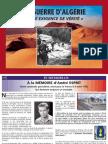 La guerre d'Algérie - Une exigence de vérité