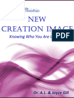 New Creation Image - Knowing Who You Are in Christ