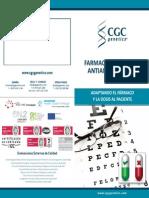 Farmacogenética dos Antiangiogénicos