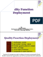 10 Quality Function Deployment