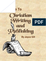 Guide to Christian Writing and Publishing