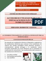 Accesorios Instalaciones Domiciliarias v 2