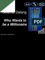 Millionaire Moral