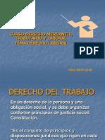 Curso Dmtyl Tema Derecho Laboral (Abril 2013)