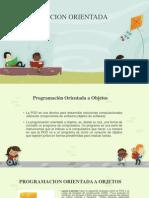 Programacion Orientada a Objetos - Teoria - Actividad 1
