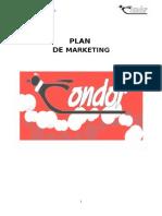 Plan MKT Condor